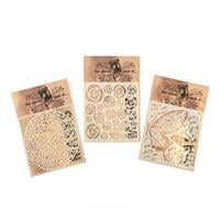 That Special Touch Mask Set - Mandella, Rose Swirls and Wings & W-046739