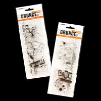 StudioLight 2 x DL Clear Grunge Stamp Sets - Bloom and Grow-046786