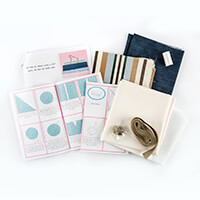 Sew Mine Box Classic Summer Bag Kit-048775