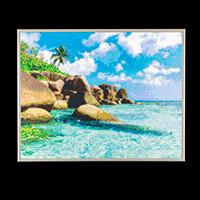 PixelHobby Beach Kit  - 9 x Baseplates & 187 x Pixelsquare Sheets-049980