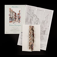 Stitch Kits The Shambles, York Counted Cross Stitch Kit-050455