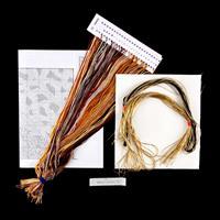Thea Gouverneur Buddha Cross Stitch Kit on Aida-052396