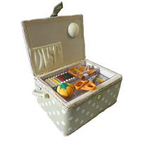 Sewing Online Sewing Basket with Sewing Kit-052950