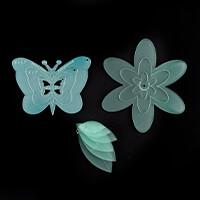 Kallosphere Template Set - Flower, Butterfly and Petals-053120