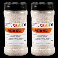 That's Crafty! 2 x 350ml Crafty Gritty Bitz-054981