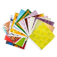 Assorted Scrapbooking Paper Collection - 12x12
