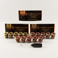 Caffè di Artisan La Reseva Range - 10 x Raro Pods, 10 x Asmara Po-058301