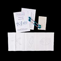 Dizzy & Creative Sea Trilogy Embroidery Kit-059842