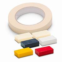 Encaustic Art 50m Heatproof Tape Roll & 6 x Wax Blocks-063715
