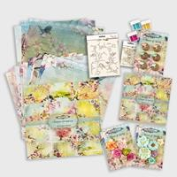 Spring by The Craft Box Complete Collection - Paperpads, Resin, F-071672