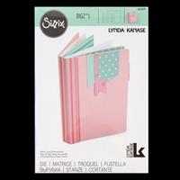 Sizzix® Bigz™ L Die - Mini Album by Lynda Kanase-075033