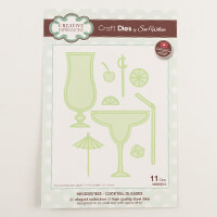 Dies by Sue Wilson Necessities Collection - Cocktail Glasses Die -075286