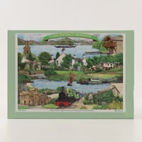 The Lake District 1000 piece 48 x 69 cm-076912