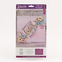 Die'sire Create a Card Die - Diamond Swing - 7 Dies-077191