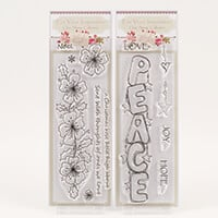 Which Craft? Pick-n-Mix Choose 2 Stamp Sheets - Choice of 6-080685
