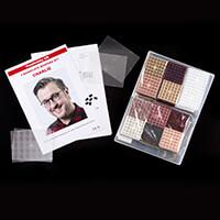 PixelHobby UK 4 Baseplate Kit - 4 Baseplates, 6 Joiner Clips & Pi-081150
