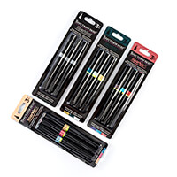Spectrum Noir Sparkle Pens x 12 - Vintage Home, Beach, Tea & Clea-086091