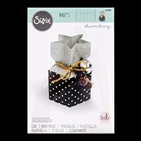 Sizzix® Bigz™ L Die - Christmas Favour Box-089673