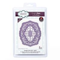Dies by Sue Wilson Frames and Tags Collection Avery - 5 Dies-090845