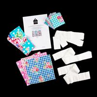 Totally Patched Vintage Style Cot Quilt 42