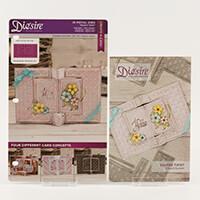 Die'sire Create a Card Die - Square Twist - 19 Dies-094625