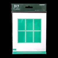 Kaisercraft Everlasting Decorative Die Set - Postage Stamp - 1 Di-097045