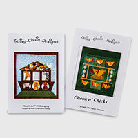 Daisy Chain Designs 'Noah's Ark' and 'Chook n Chicks' Wallhanging-097699