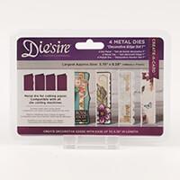 Die'sire Create a Card Die - Decorative Edges Set 1 - 4 Dies-098641
