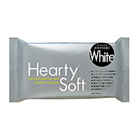 Hearty Soft Air Drying Modelling Clay 200g - White-098689