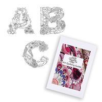 Craft Yourself Silly with Kelly O'Gorman Flora & Fauna Alphabet P-101010