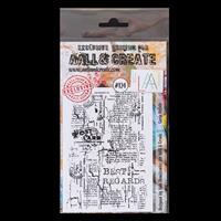 AALL & Create Stamp - Carte Postale-101080