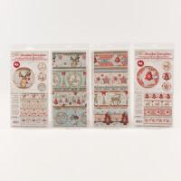 Luv Crafts Scandinavian Winter Shrink Wrap Collection - 16 x Shri-102972