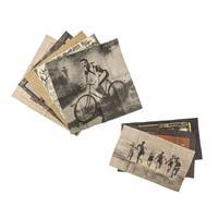 The Millshop Online Vintage 100% Linen Collection - 8 x Assorted -104879