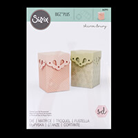 Sizzix® Bigz™ Plus Die - Lace Box-110501