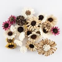 Craft Buddy Natural Flower Assortment-113719