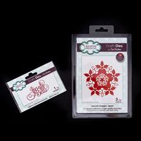 Dies By Sue Wilson Festive Frame Collection - Mary and Mini Expre-115574