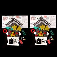 The Makery Cuckoo Clock Craft Kit x 2-117988