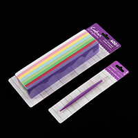 Crafter's Companion 2-in-1 Quilling Tool & Quilling Paper Strips -121375