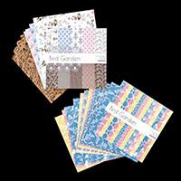StickerKitten Bird Garden Set of 2 Paper Packs - 60 Sheets in Tot-125833