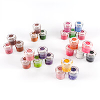 Carole s Crafts Soft Magic Colours   24 x 10g Pots-126319