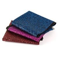 Fabric Freedom Glitter Fabric - 3x0.5 Metres-130056