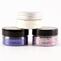 Cosmic Shimmer 2 x Glitterbitz - Holographic Lilac Shine & Vintag-131128