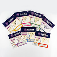 Threaders Embroidery Transfer Sheets - A Little bit of Everything-132255