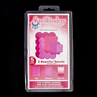 Spellbinders Nestabilities Die Set - Big Scalloped Rectangles - 5-133596