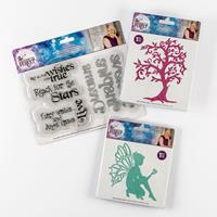 Sara Signature Enchanted Forest - Fairy Wishes Collection - 3 Sta-134056