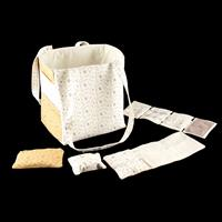 Sew Totally Trisha Pins and Needles Sewing Bag Full Collection-136275