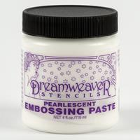 Stampendous Dreamweavers Pearlescent Embossing Paste-138076