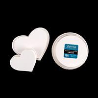 Sheena Mount Board Shapes - Circles & Hearts-138147