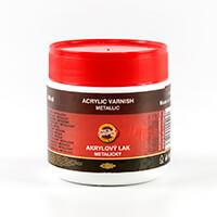 Koh-I-Noor® 500ml Acrylic Varnish - Metallic-138749