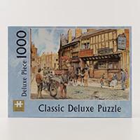 A Village Street  2 1000 piece 48 x 69 cm-140834